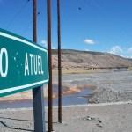 En la guerra por el agua roban un río en la pampa argentina