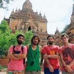 Expreso a oriente: un viaje por el mundo