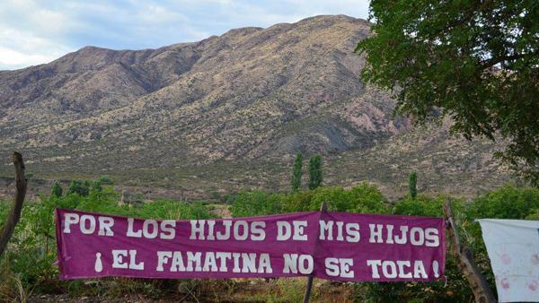 El cerro defendido por los habitantes de un pueblo que triunfó.