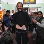 Pablo López, el salteño trotskista que puede ser diputado.