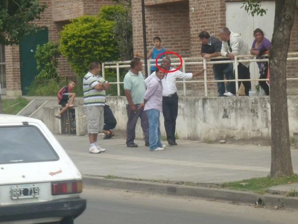 Marcelo Chancalay, sindicado como puntero de UNEN