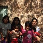 La policía de Gildo Insfrán baleó a dos niños wichí