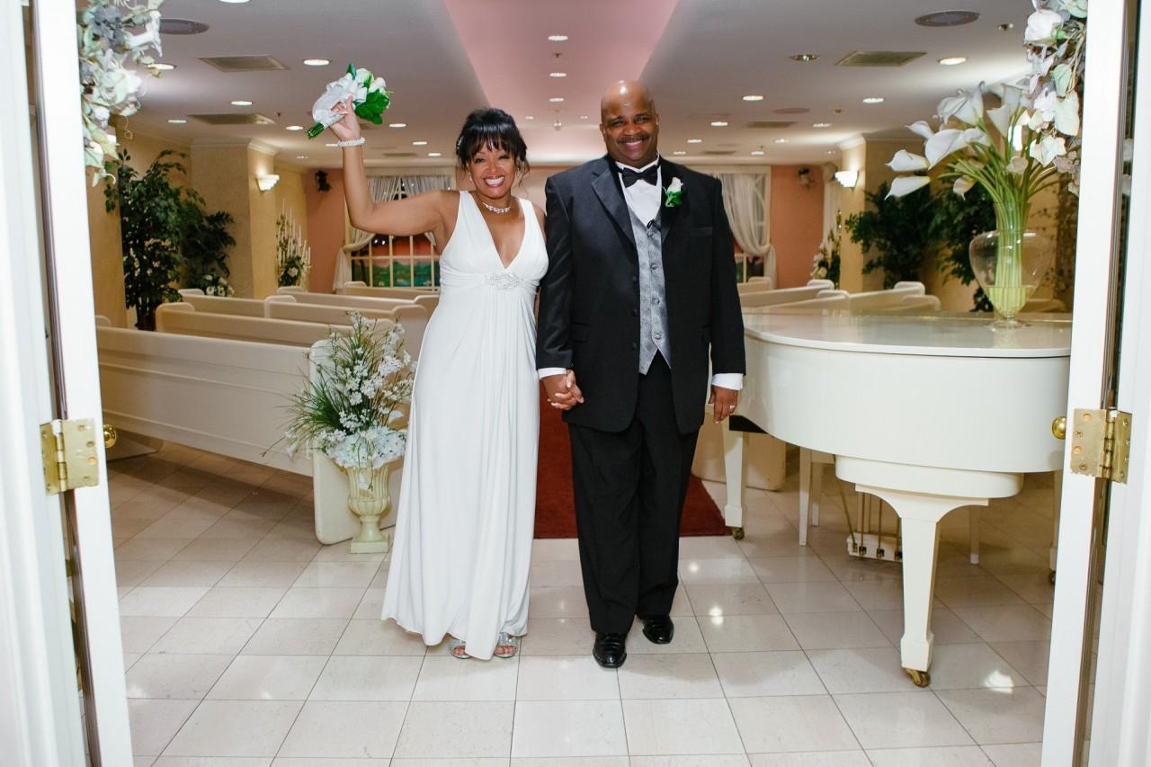 Las Vegas Quick Wedding