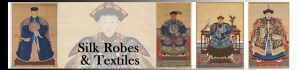 We buy antique Chinese silk robes