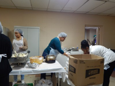 Feeding the Needy 1
