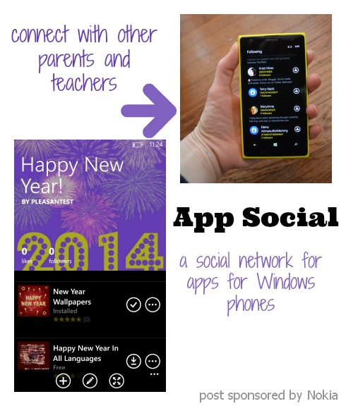 Get app ideas from other parents and teachers with App Social