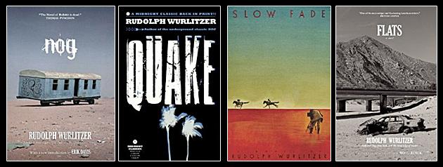 Rudy Wurlitzer books