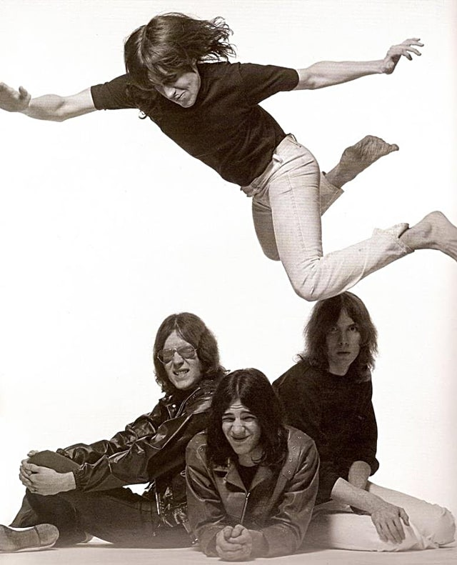 From the Stooges 1st album cover photo session by Joel Brodsky ©