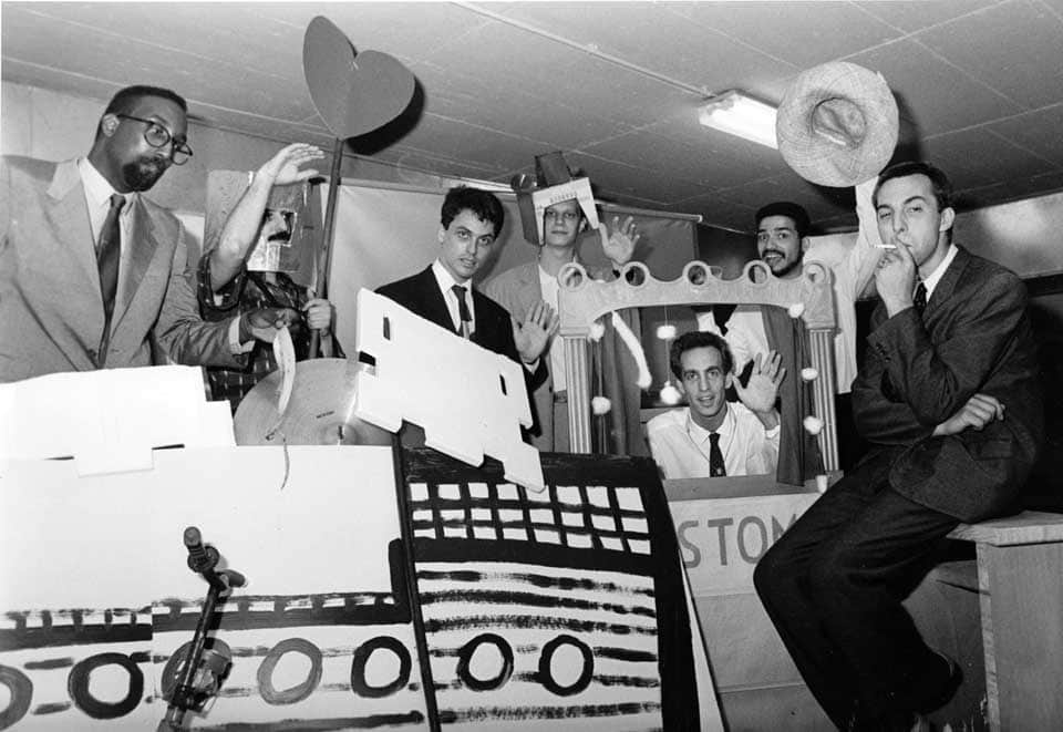 The Lounge Lizards - photographer unknown