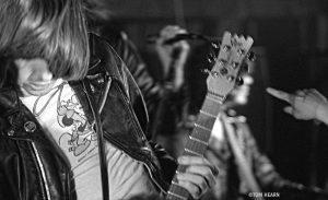 Ramones photo by © Tom Hearn