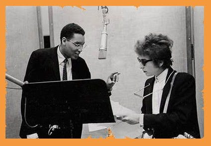 Dylan e produtor