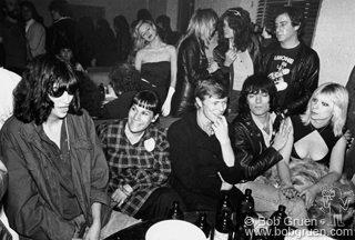 Ramones & Ramone, Joey & Ramone, Dee Dee & Bowie, David