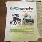 """nz2uAr9K1G 8nc8CCa2nfkIUULOZ8Hdgm VamuLcrVo My very elderly father needs a walker but was afraid it would make him look """"disabled,"""" so I made a fake ad for a """"sports"""" walker to make him happy"""