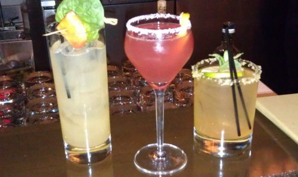 Cocktail Trio - Fated Seeds, Grimhilda, Silver Screen Quotations