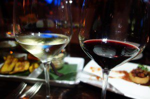 Albarino and Malbec