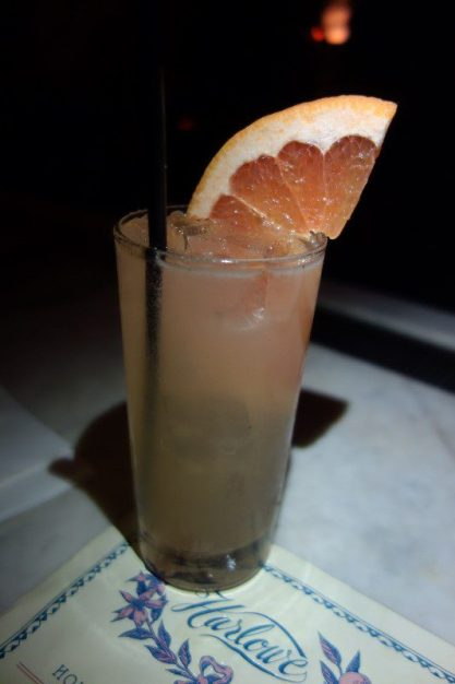 Housemade Draft Paloma