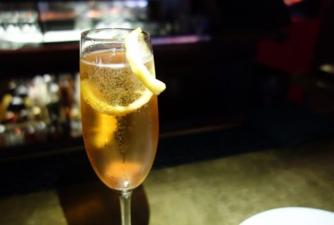 The Formosa Champagne Cocktail