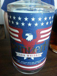 Semper Fi Corn Whiskey