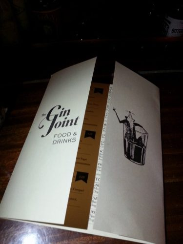 The Gin Joint