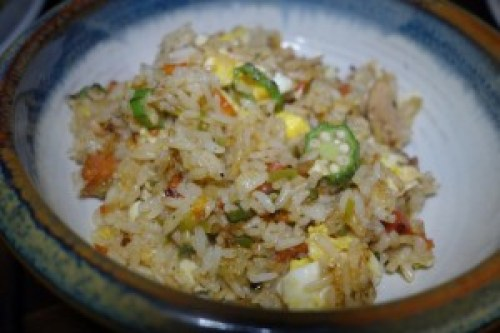 Gumbo Fried Rice