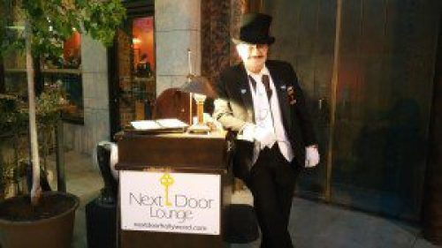 Dapper Doorman