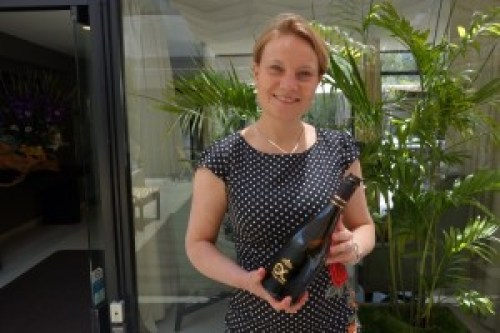 Winemaker Floriane Eznack