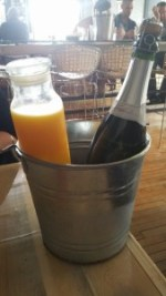 "Black Sheep ""Table Service"" Mimosas"