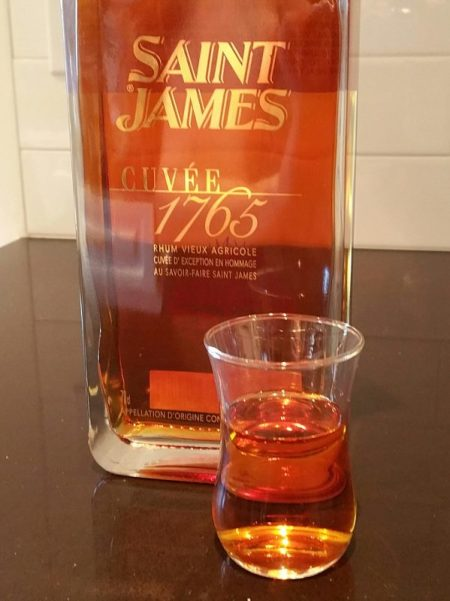 Saint James Cuvee 1765