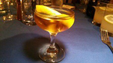 Martini - Absolut Elyx, Cocchi Americano, Amaro Montenegro