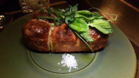 Bread, Sea Salt