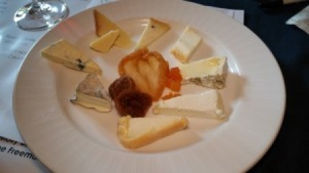 Cheese from Fromagerie Sophie