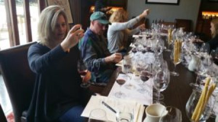 Playing Winemaker for the Day