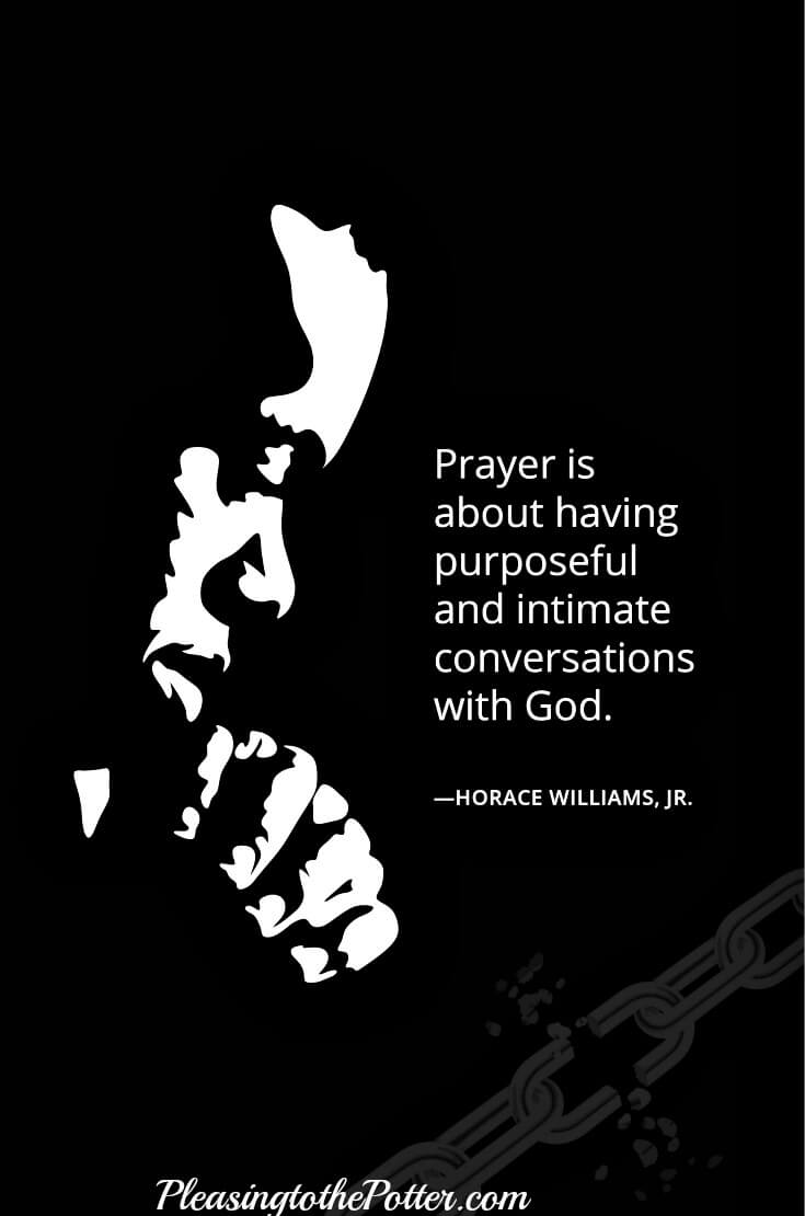 How is your Prayer relationship with God? Get your copy here:http://bit.ly/UnleashthePowerofPrayer