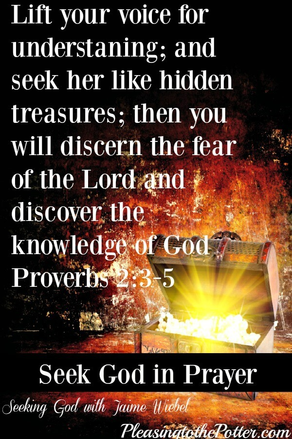 God's awesome Power is revealed through Prayers of Hope