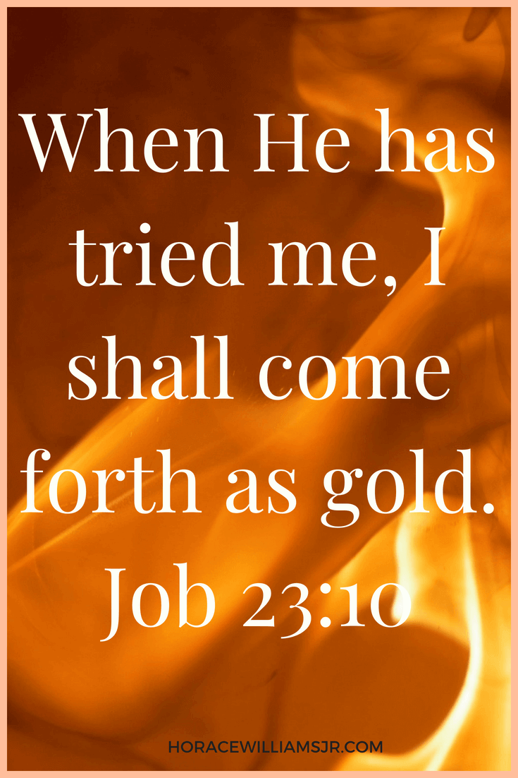 Refined & Tested by Fire-Restoring my Faith in Jesus