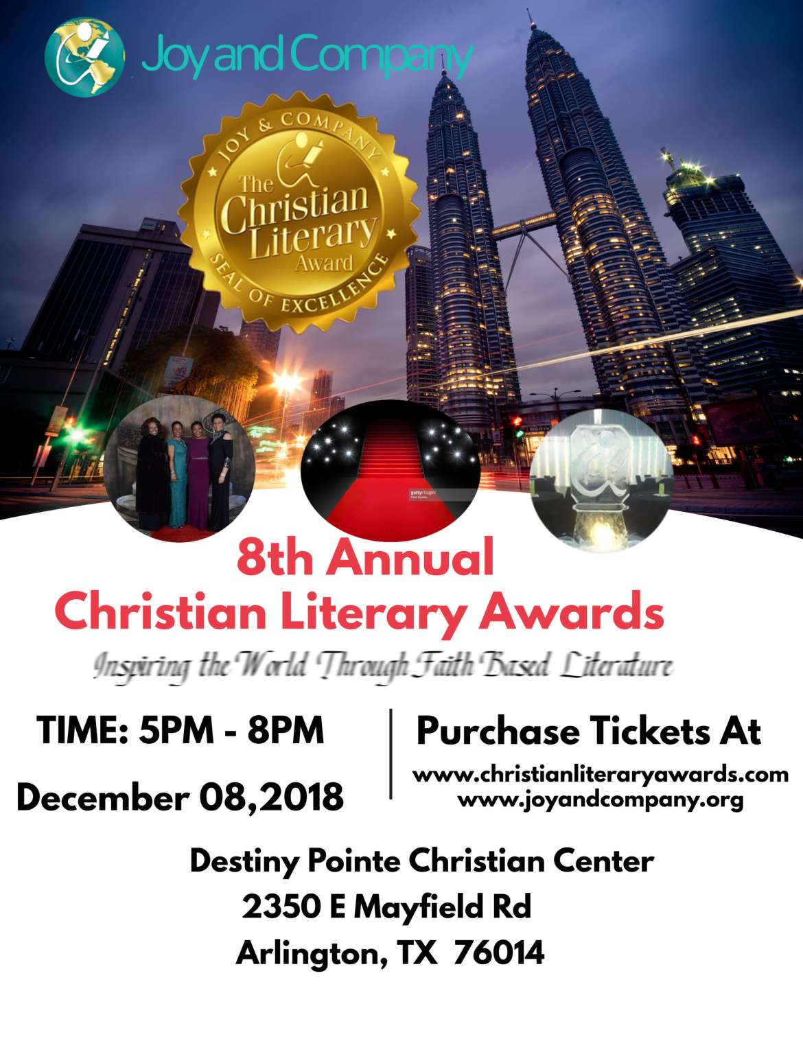 2018 Christian Literary Awards