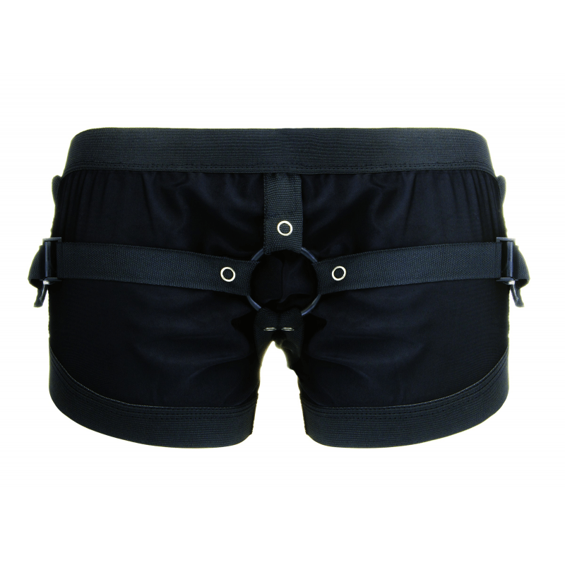 Boxers With Harness