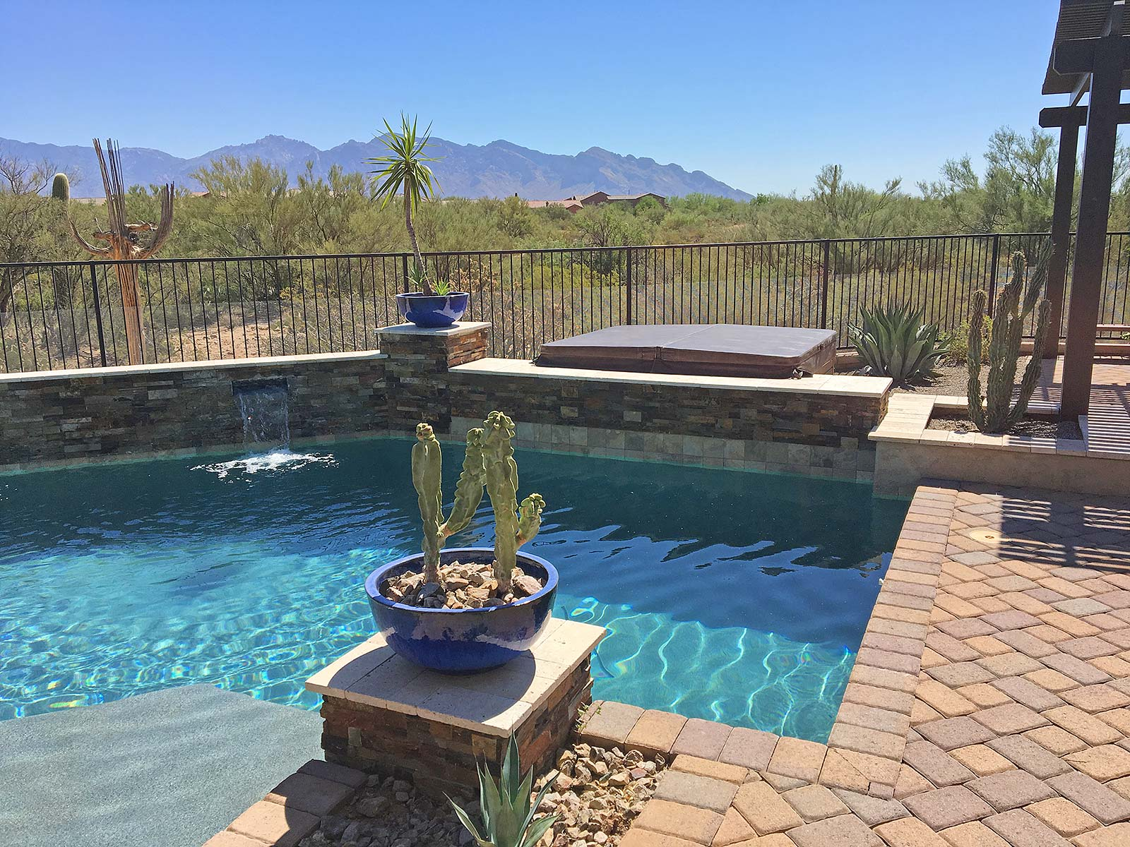 swimming pool contractor tucson arizona