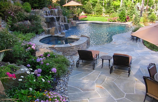 pool landscaping ideas to create a