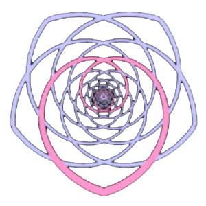Pleiadian Alchemy Pentaflower