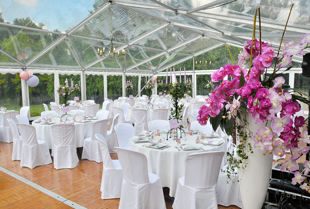 Deco Mariage Champetre Romantique Great Idee Mariage