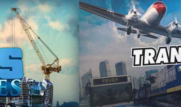 [Vergleich] Cities: Skylines vs. Transport Fever