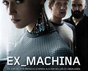 Ex Machina Filmposter