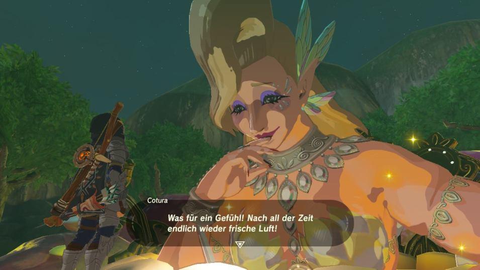 Breath of the Wild - Große Fee