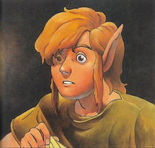Link aus A Link to the Past