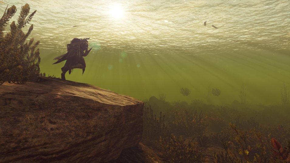 Assassins Creed Origins   Baden im Nil