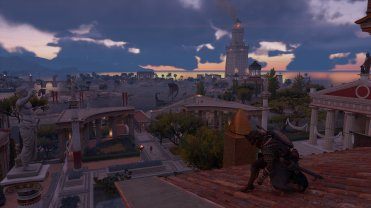 Assassins Creed Origins | Leuchtturm Alexandria