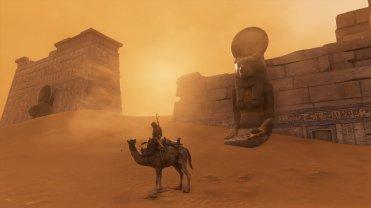 Assassins Creed Origins   Sandsturm Ruinen