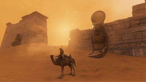Assassins Creed Origins | Sandsturm Ruinen