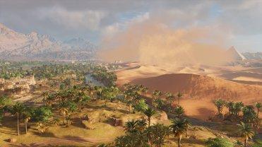 Assassins Creed Origins | Sandsturm Wüste
